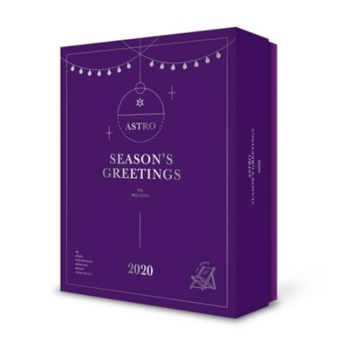ASTRO - 2020 SEASON'S GREETINGS 年曆組合(RELAXING 版)