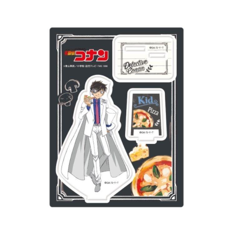 柯南日版立牌餐點系列-基德