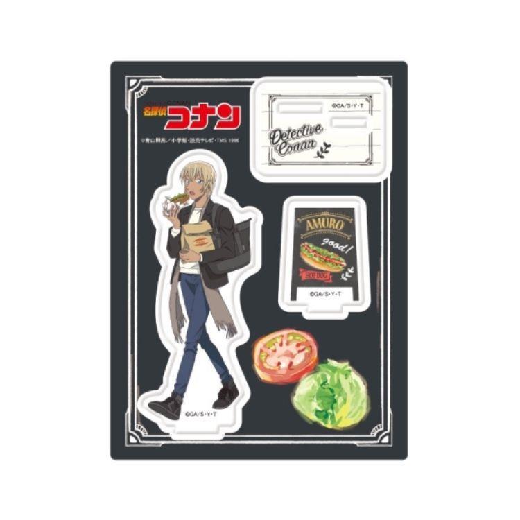 柯南日版立牌餐點系列-安室