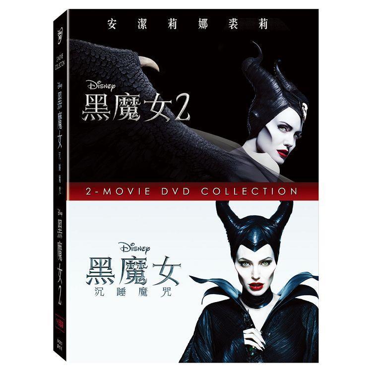 黑魔女 1+2 合集 DVD
