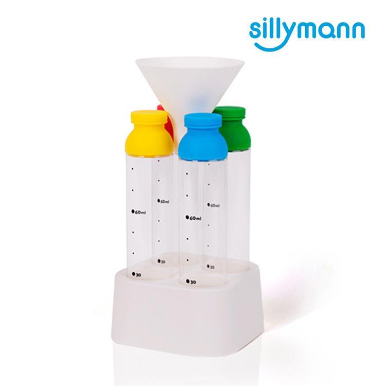 【韓國sillymann】 100%鉑金矽膠奶粉盒