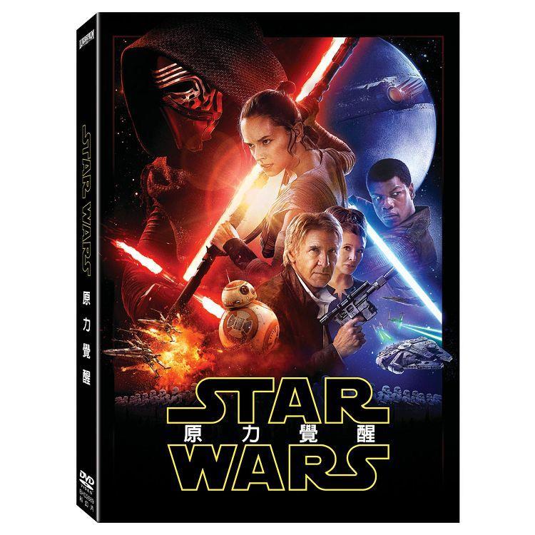 星際大戰 STAR WARS:原力覺醒 DVD