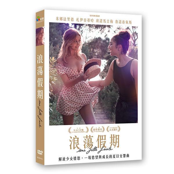 浪蕩假期 DVD