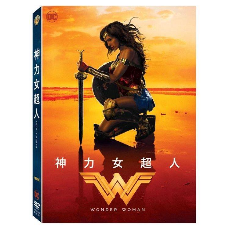 神力女超人 雙碟版 DVD
