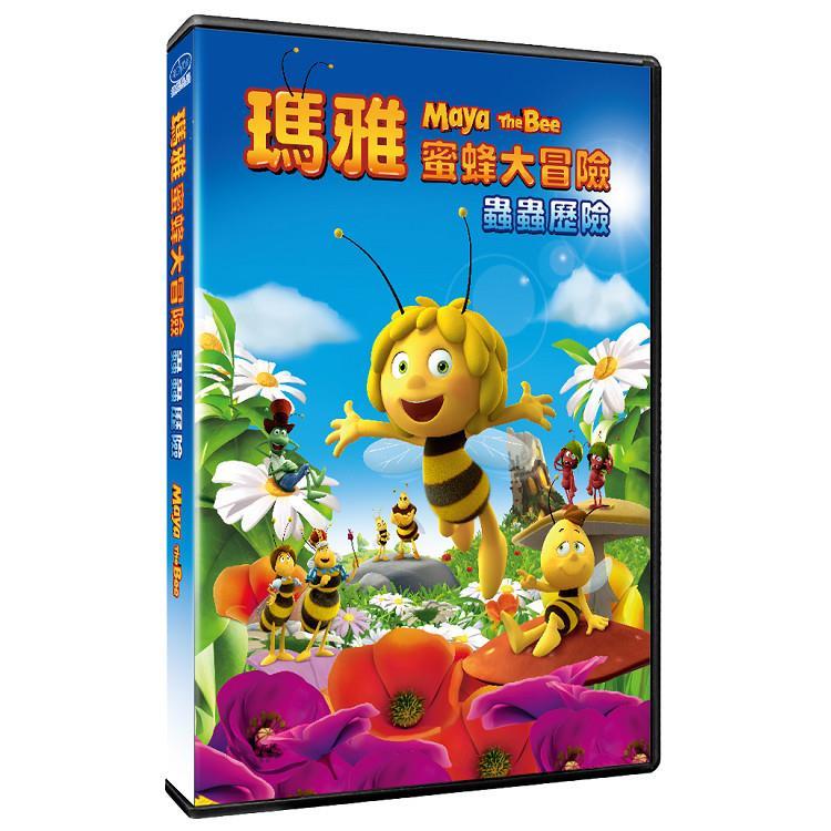 瑪雅蜜蜂大冒險:蟲蟲歷險DVD