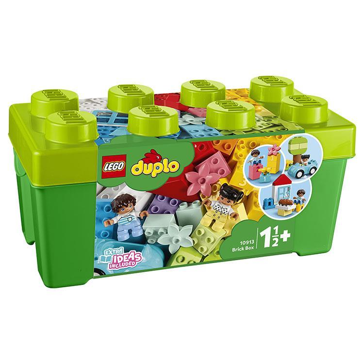 樂高積木 LEGO《 LT10913 》Duplo 得寶系列 - Brick Box