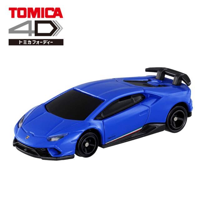 TOMICA 4D 藍寶堅尼 Blu Le Mans 體感小汽車 玩具車 多美小汽車