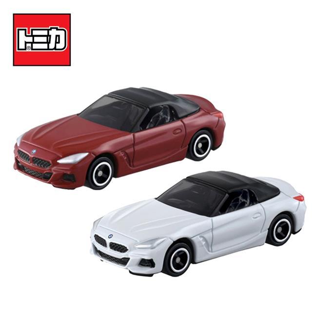 兩款一組 TOMICA NO.74 BMW Z4 初回特別式樣 跑車 玩具車 多美小汽車