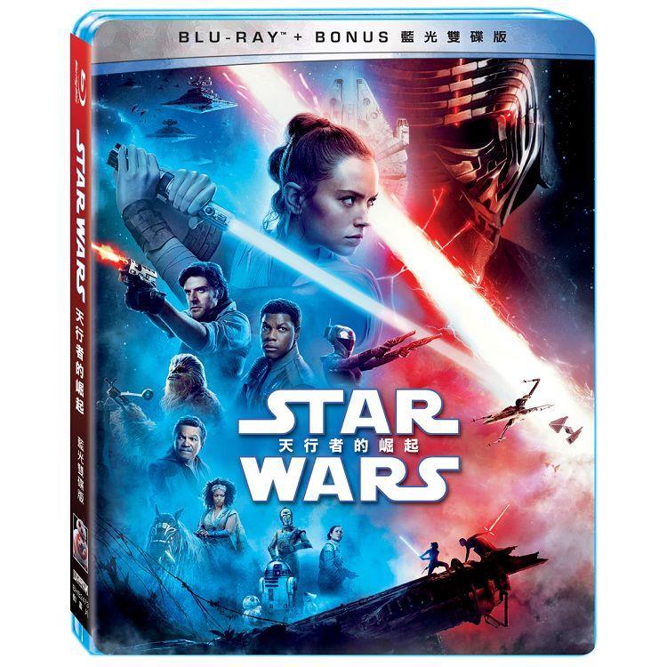 星際大戰 STAR WARS:天行者的崛起 雙碟版 BD