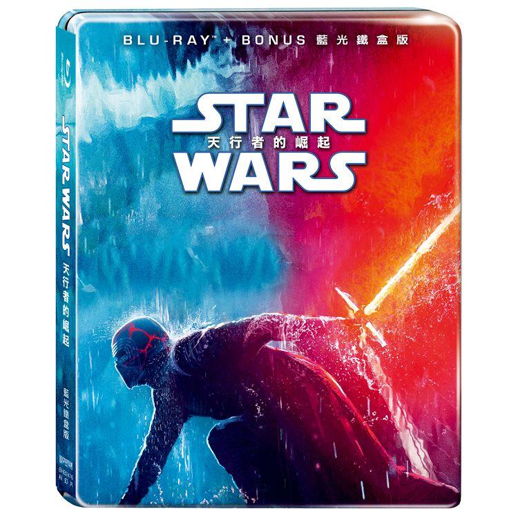 星際大戰 STAR WARS:天行者的崛起 BD+BONUS 雙碟鐵盒版 BD