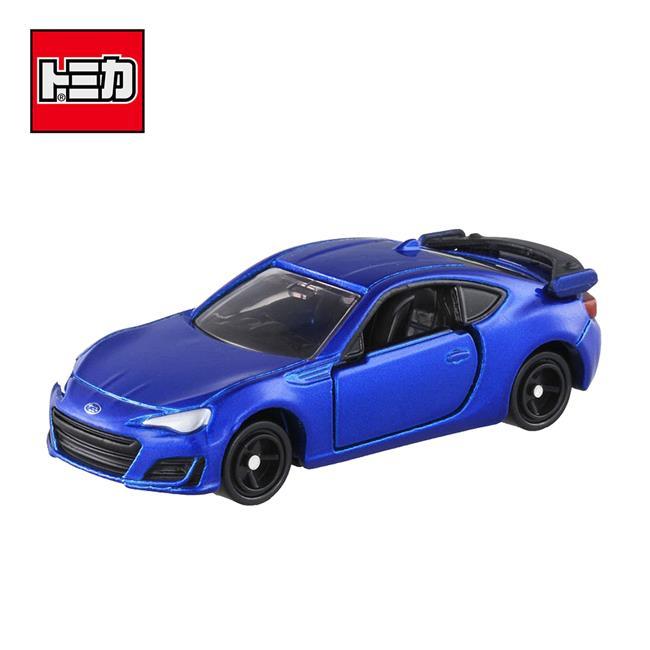 TOMICA NO.6 SUBARU BRZ 速霸陸 跑車 玩具車 多美小汽車