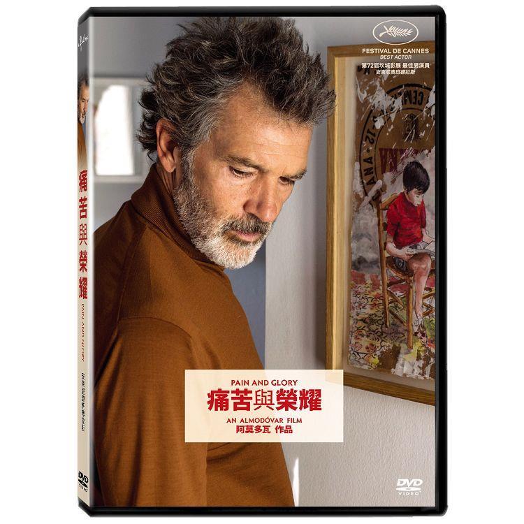 痛苦與榮耀DVD
