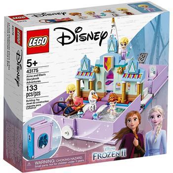 樂高積木 LEGO《 LT43175 》迪士尼公主系列 - 安娜&艾莎的故事書
