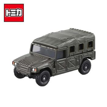 TOMICA NO.96 自衛隊 高機動車 玩具車 多美小汽車