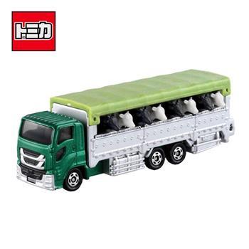 TOMICA NO.139 動物運輸車 家畜運輸車 玩具車 長車 長盒 多美小汽車
