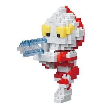 《Nano Block迷你積木》CN-03超人力霸王