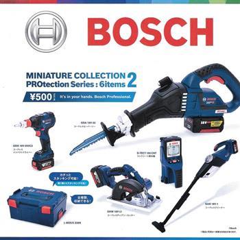 全套6款 德國名牌 博世工具組 P2 扭蛋 轉蛋 迷你BOSCH 迷你工具 kenelephant