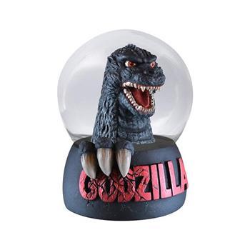 半身哥吉拉 水晶球 雪花球 擺飾 恐龍 GODZILLA 哥吉拉 平成哥吉拉