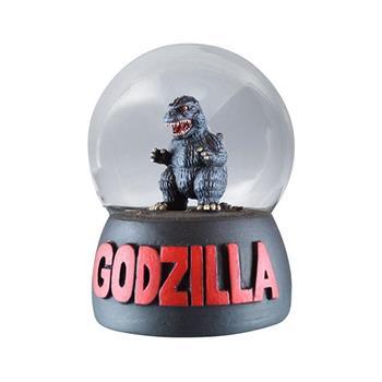 哥吉拉 水晶球 雪花球 擺飾 恐龍 GODZILLA 平成哥吉拉