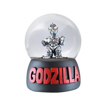 機械哥吉拉 水晶球 雪花球 擺飾 恐龍 GODZILLA 哥吉拉 平成哥吉拉