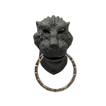 初代哥吉拉 磁鐵鑰匙圈 造型磁鐵 頭像磁鐵 磁鐵掛勾 辦公小物 哥吉拉 GODZILLA