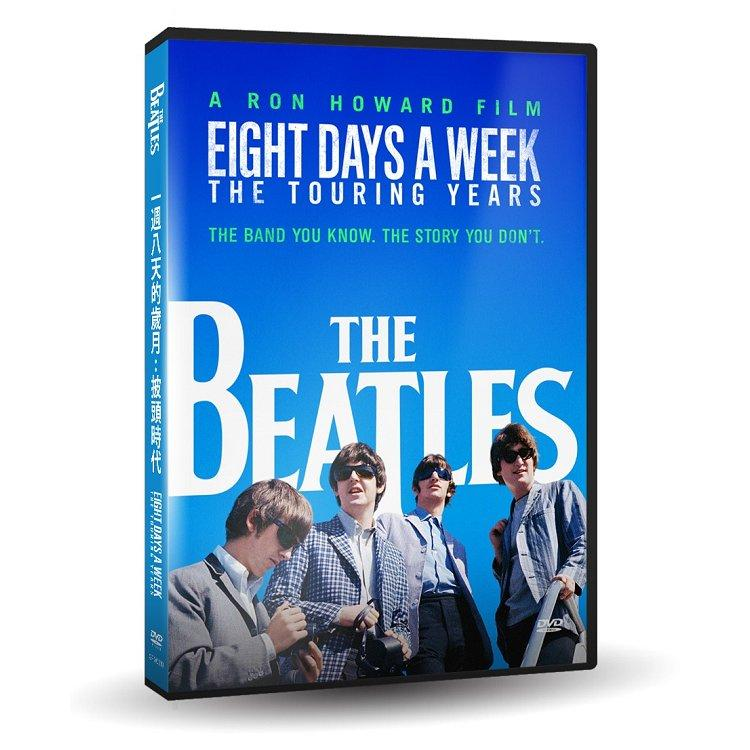 一週八天的歲月:披頭時代=The Beatles: Eight Days a Week The Touring Years