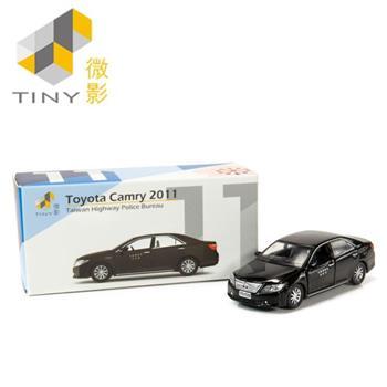 [Tiny] Toyota Camry 2011 台灣公路警察局 偵防車 TW11