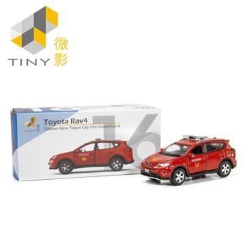 [Tiny] Toyota Rav4 新北市政府消防局 TW16