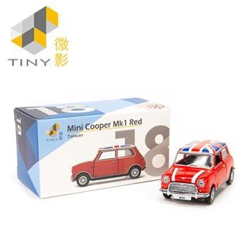 [Tiny] Mini Cooper Mk1 Red TW18