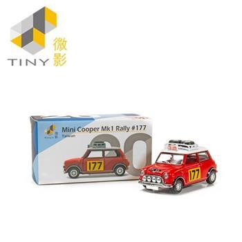 [Tiny] Mini Cooper Mk1 Rally #177 TW20