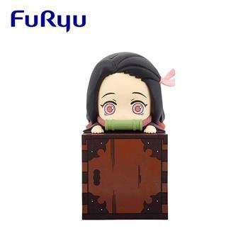 鬼滅之刃 竈門禰豆子 桌緣子 公仔 模型 桌緣公仔 10cm FuRyu