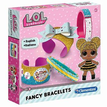 《 LOL Surprise 》時尚手環