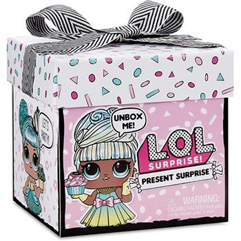 《 LOL Surprise 》驚喜禮物盒