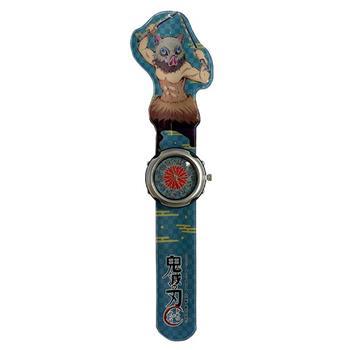 鬼滅之刃 捲尺手錶 拍拍圈手錶 啪啪圈手錶 指針錶 兒童錶 手錶