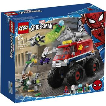 LEGO 樂高《LT76174 》Super Heroes超級英雄-蜘蛛人的怪獸卡車vs神秘客