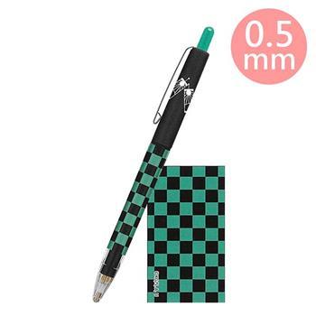 鬼滅之刃 竈門炭治郎 自動鉛筆 0.5mm 日本製 自動筆