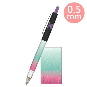 鬼滅之刃 胡蝶忍 自動鉛筆 0.5mm 日本製 自動筆