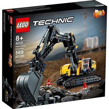LEGO 樂高《LT42121 》Technic科技系列-重型挖土機