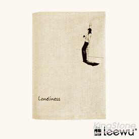 【leewu】日式手感書衣(附筆套).抉擇書衣