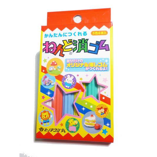 【堤業國際】自製橡皮擦-日本橡皮擦黏土(水煮)