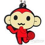 【輔大猴】珠鍊吊飾(輔大猴)