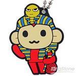 【輔大猴】珠鍊吊飾(法老王)