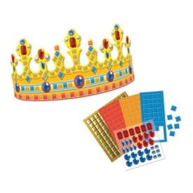 馬賽克拼貼-國王王冠