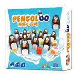南極小企鵝 木製 桌上遊戲 (中文版)