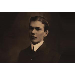 賽先生科學工廠-3D魔幻畫/超自然系列-年輕的男子肖像