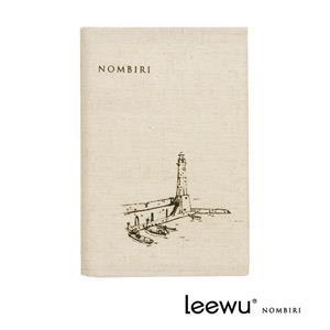 【leewu】日式手感書衣/NOMBIRI .向晚