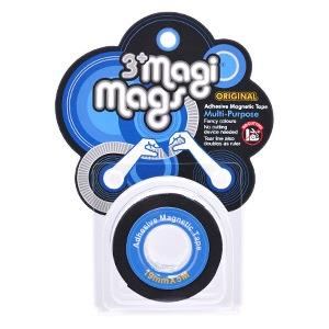 【3+ Magi Mags】磁鐵膠帶19mmx5M-經典藍