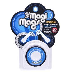 【3+ Magi Mags】磁鐵膠帶19mmx3M-經典藍