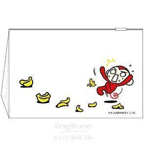 【輔大猴】收納夾鏈袋-滿地蕉