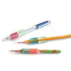 【允拓】超軟舒握-軟性橡膠握筆套/握筆器(迷你款)
